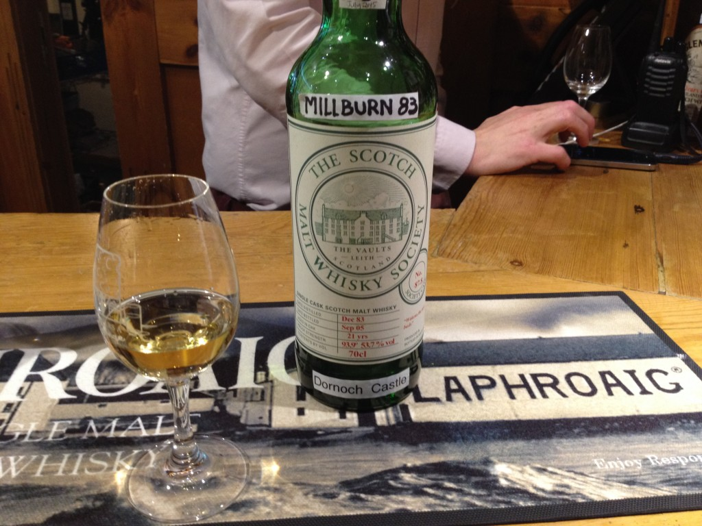 The Scotch Malt Whisky Society Milburn 1983