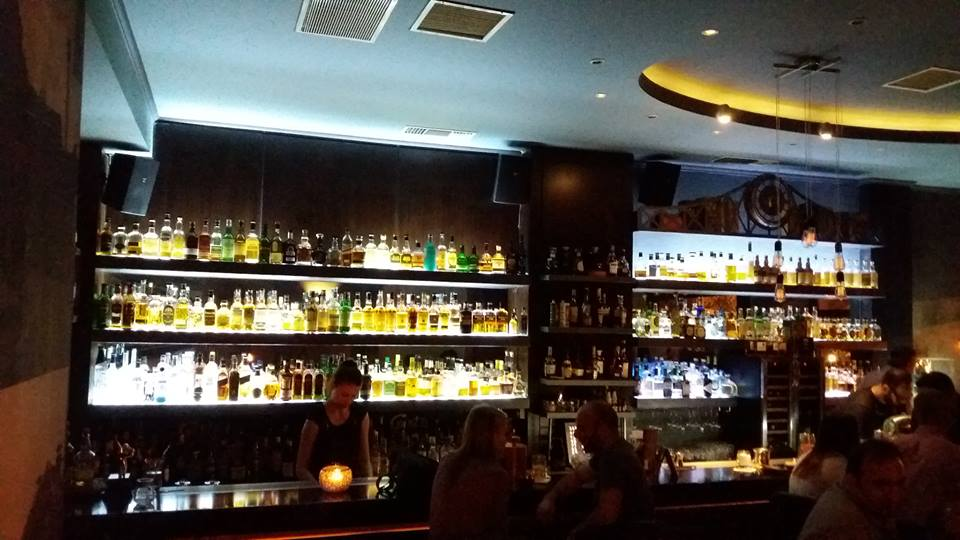 "Spinte ""the whisky bar"""