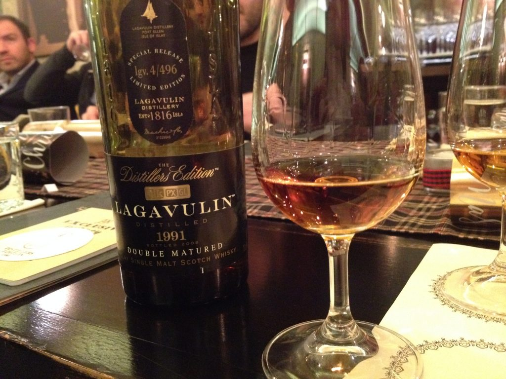 Lagavulin Distillers Edition (1991)