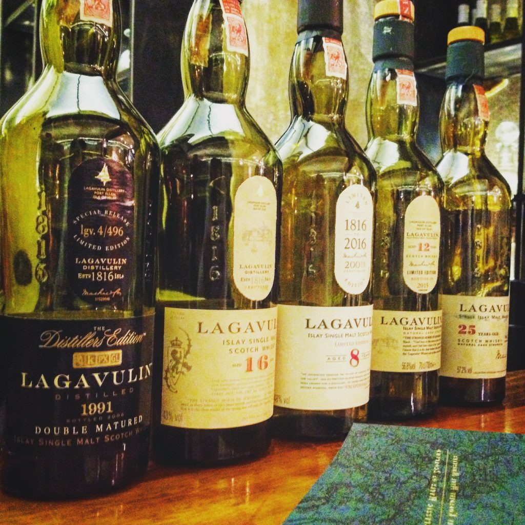 The Lagavulin Journey